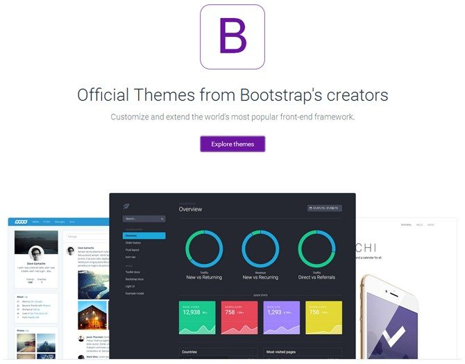 official-bootstrap-themes