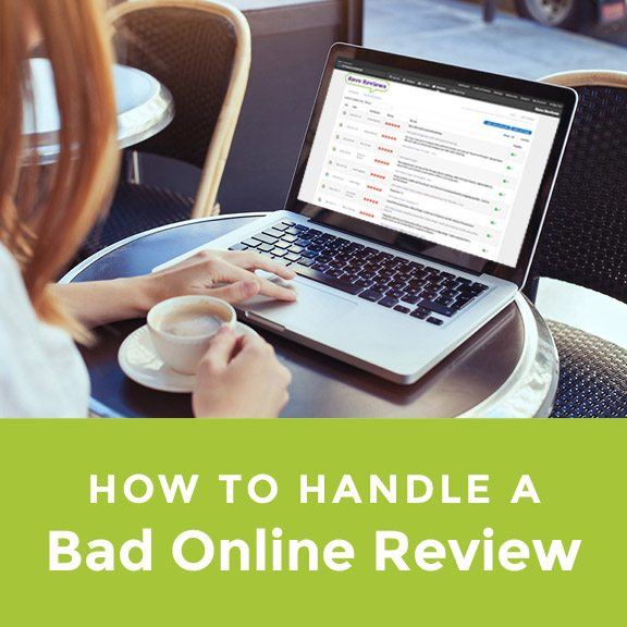 Bad Review? Five Easy Steps to Soften the Blow